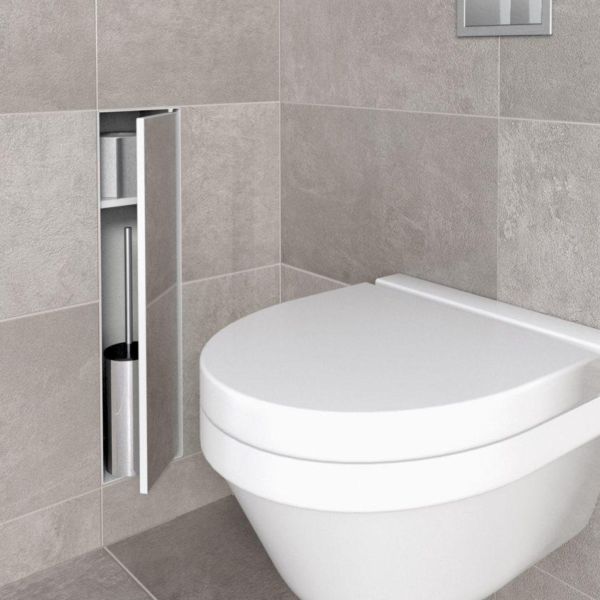 ess easy drain container t roll einbau unterputz wc. Black Bedroom Furniture Sets. Home Design Ideas