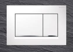 Geberit Sigma30 Plaque de commande WC , blanc # 115883KJ1  – Bild 2