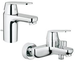 Grohe Mitigeur Eurosmart lavabo bain-douche – Bild 1