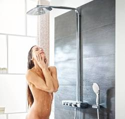 Grohe Rainshower Smartcontrol 360 Duo Colonne de Douche avec Mitigeur Thermostatique – Bild 1