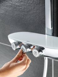 Grohe Rainshower Smartcontrol 360 Duo Colonne de Douche avec Mitigeur Thermostatique – Bild 10