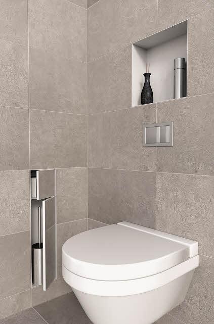 ess easy drain container t roll einbau wc b rstenhalter. Black Bedroom Furniture Sets. Home Design Ideas