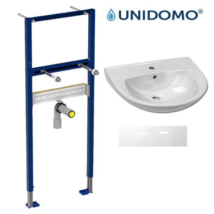 Waschtisch Schallschutz-Set 600-750 mm 240x750x5mm