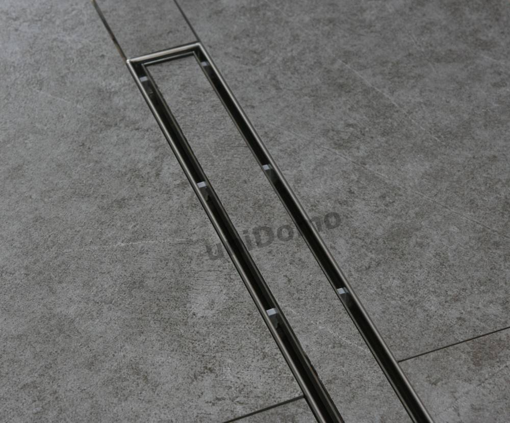 tece drainline duschrinne komplettset/ duschrinnen fliese / plate
