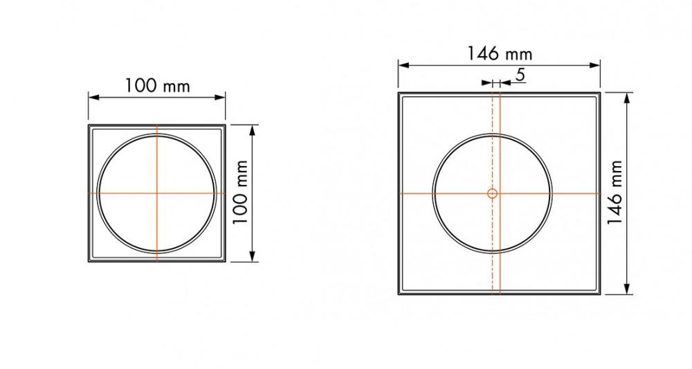 bodenablauf dusche quadrat 10 x 10 cm 15 x 15 cm. Black Bedroom Furniture Sets. Home Design Ideas