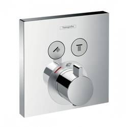 Hansgrohe mitigeur thermostatique ShowerSelect encastré 2 fonctions